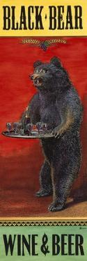 Black Bear Wine and Beer by Penny Wagner