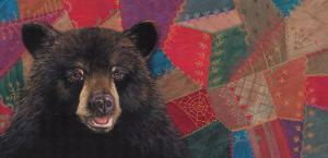 The Heirloom Bear Quilting Society by Penny Wagner