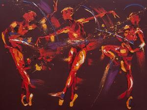 Extravaganza, 2009, by Penny Warden