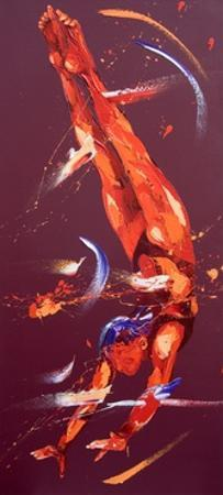 Gymnast Seven, 2011 by Penny Warden