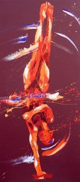 Gymnast Six, 2011 by Penny Warden