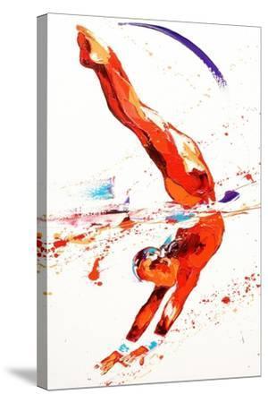 Gymnast Three, 2010