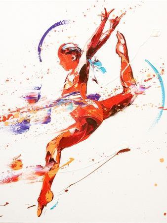 Gymnast Two, 2010