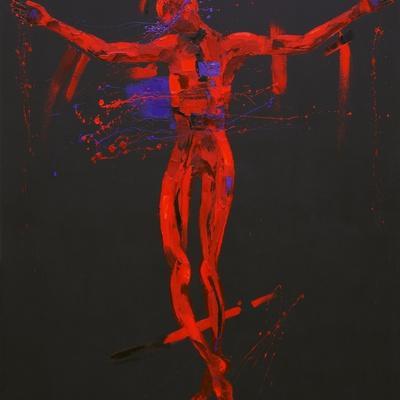 Jesus Dies on the Cross - Station 12