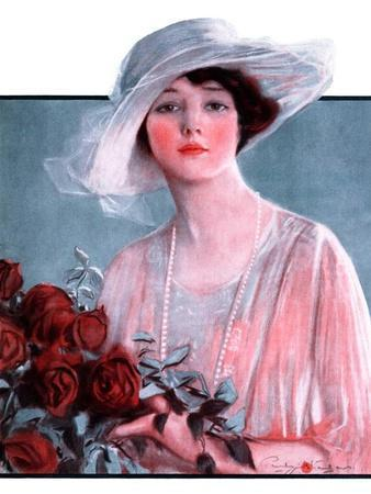 """""""Bouquet of Roses,""""May 24, 1924"""
