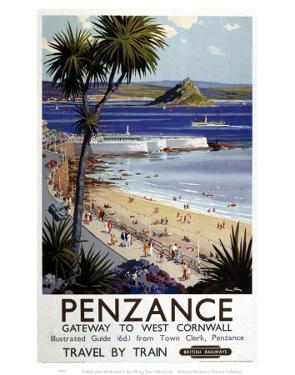 Penzance Gateway to West Cornwall