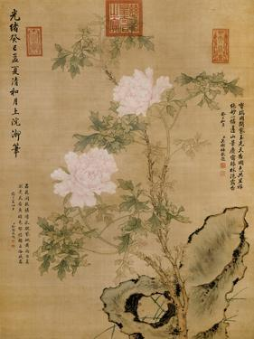 Peonies and Rock, 1893