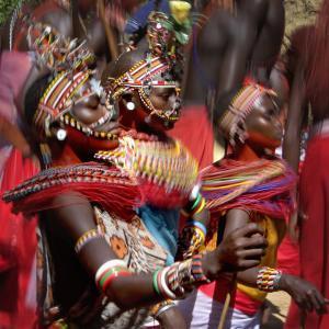 People of the Samburu Tribe