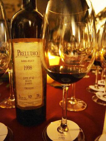 Preludio Barrel Select, Dining and Tasting Table, Bodega Juanico Familia Deicas Winery