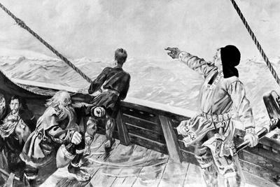 Leif Ericson Discovering America