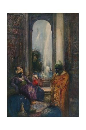 'A Vision of the East - Stage V', c1920