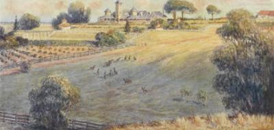 Belmont Park an Australian Station Homestead by Percy F.s. Spence