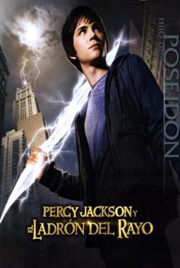 Percy Jackson & the Olympians: The Lightning Thief - Spanish Style