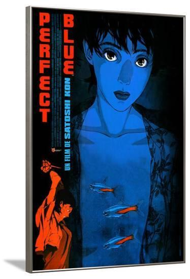Perfect Blue - French Style--Framed Poster