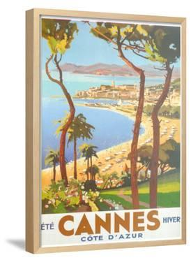 Ete Cannes Hiver by Peri