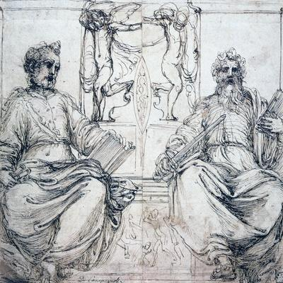 St Pierre and St Paul, 16th Century