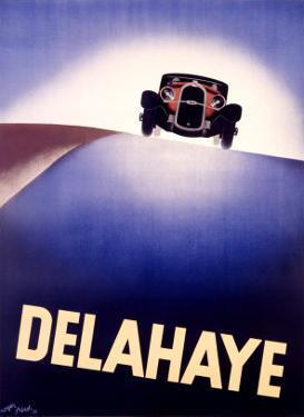 Delahaye by Perot