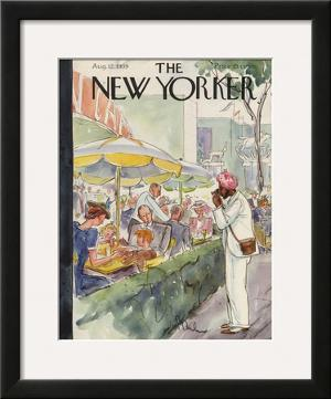 The New Yorker Cover - August 12, 1939 by Perry Barlow