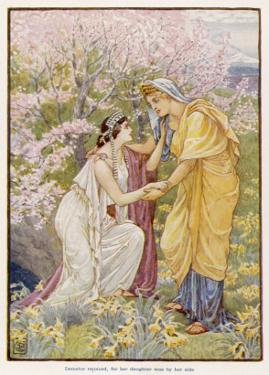 Persephone and Demeter