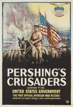 Pershing's Crusaders Poster