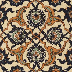 Persian Tile IX