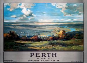 Perth, the Fair City