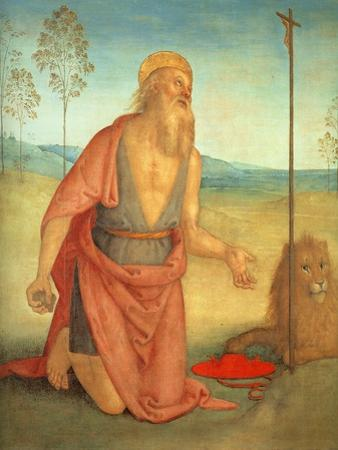 Saint Jerome, C. 1512