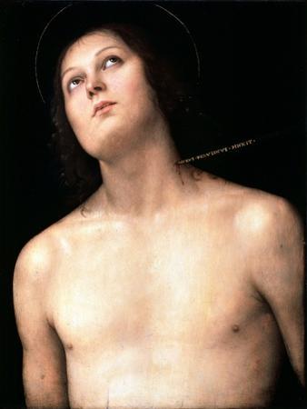 Saint Sebastian, Between 1493 and 1494