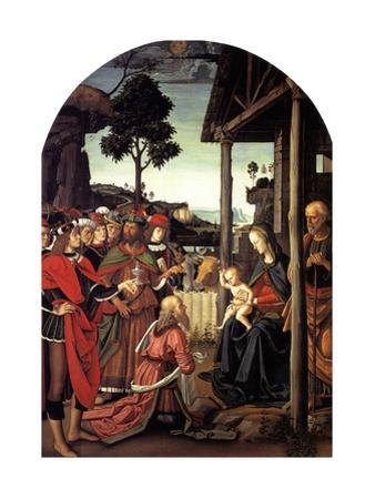 The Adoration of the Magi, Ca. 1470-1480