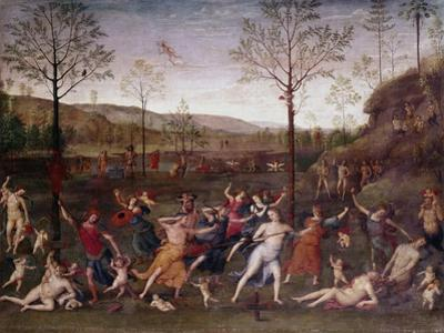 The Battle of Love and Chastity, 1504-1523