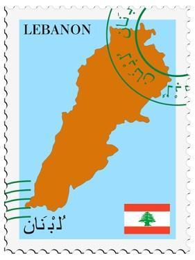 Mail To-From Lebanon by Perysty
