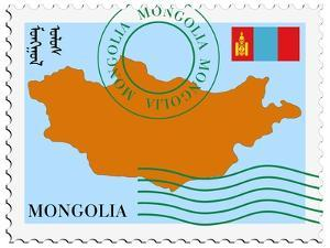 Mail To/From Mongolia by Perysty