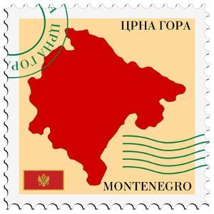 Mail To/From Montenegro by Perysty