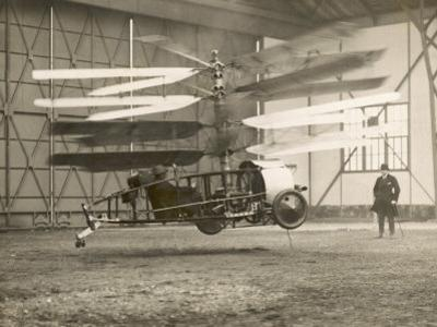 Pescara Helicopter 1922