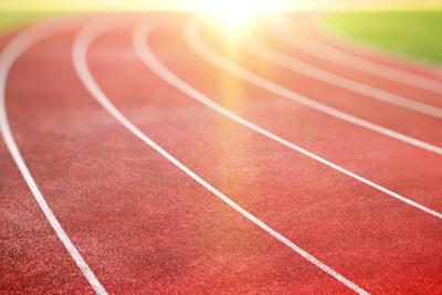 Running Track by peshkov