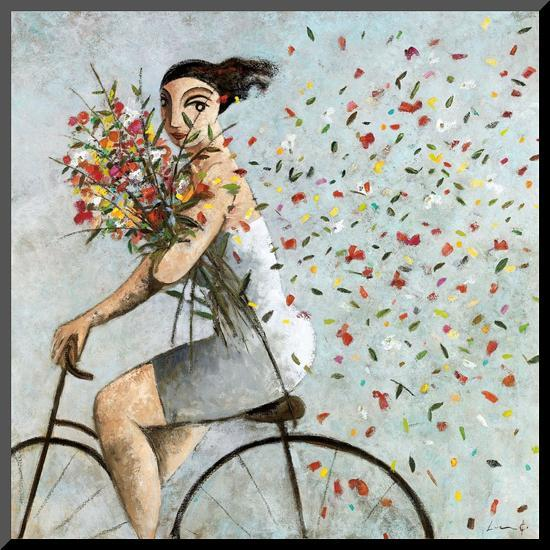 Petals-Didier Lourenco-Mounted Print