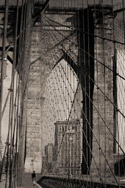 Brooklyn Abstract by Pete Kelly