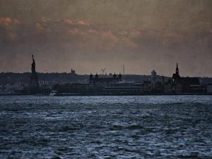 Liberty Skyline by Pete Kelly