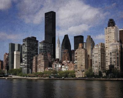 Manhattan Calm by Pete Kelly