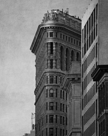 Towering Grid - Noir by Pete Kelly
