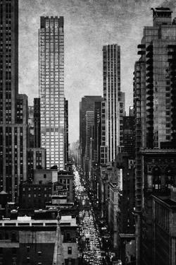 Towering New York by Pete Kelly