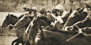Vintage Equestrian - Post by Pete Kelly