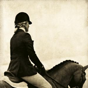 Vintage Equestrian - Ride by Pete Kelly