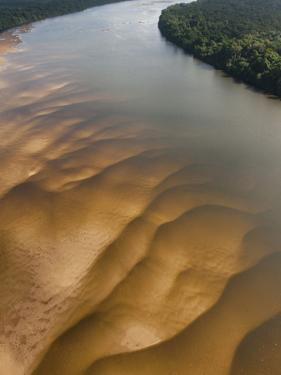 Essequibo River, Between the Orinoco and Amazon, Iwokrama Reserve, Guyana by Pete Oxford