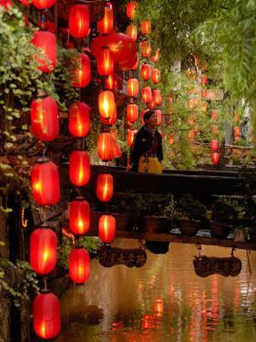 Lijiang, Yunnan Province, China by Pete Oxford