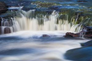 Orinduik Falls, Potaro-Siparuni Region, Brazil, Guyana Border, Guyana by Pete Oxford