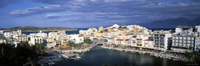 Agios Nikolaos, Crete, Greece by Peter Adams