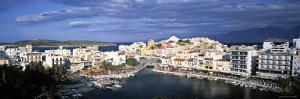 Agios Nikolaos, Crete, Greece by Peter Adams