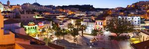 Albufeira, Algarve, Portugal by Peter Adams