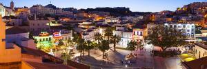 Albufeira, Algarve, Portugal by Peter Adams